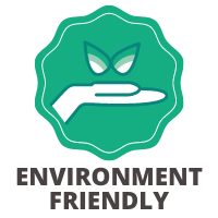 Environment friendly logo